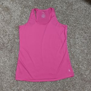 Danksin Now pink workout top